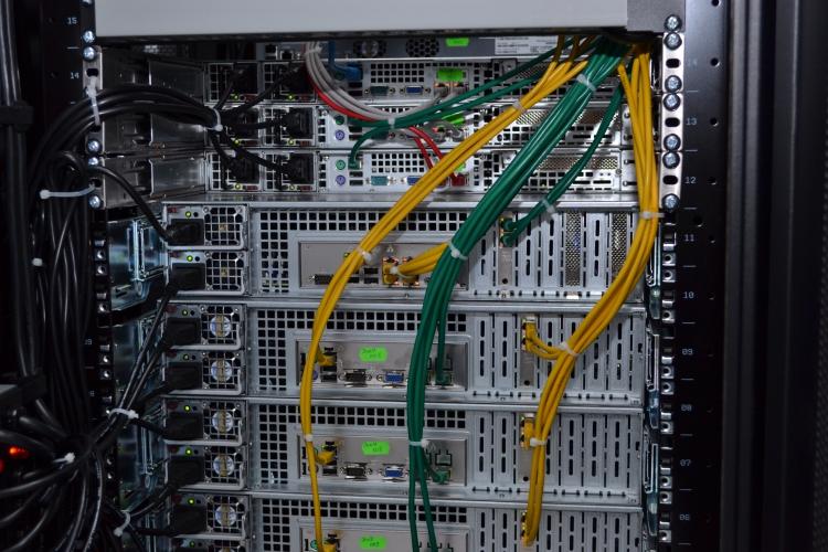 Колокейшн серверов в Киеве