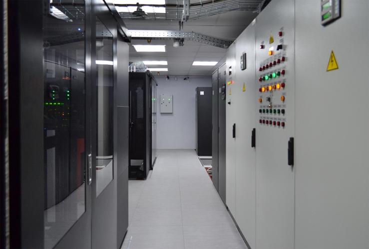 Оборудование дата центра United DC