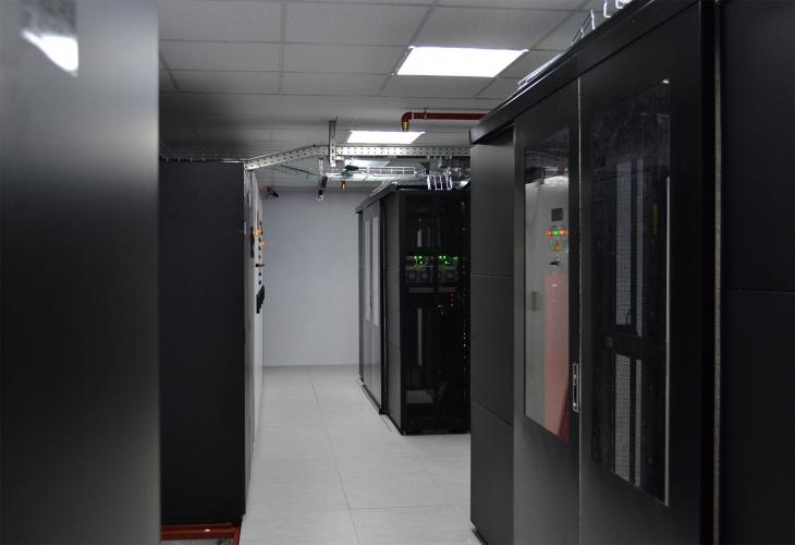 Модули дата центра United DC